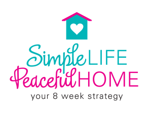 Simple Life, Peaceful Home: Your 8 Week Strategy