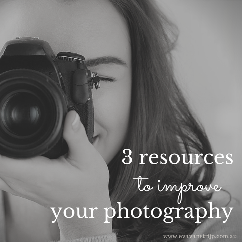 3 Great Resources for Improving Your Photography
