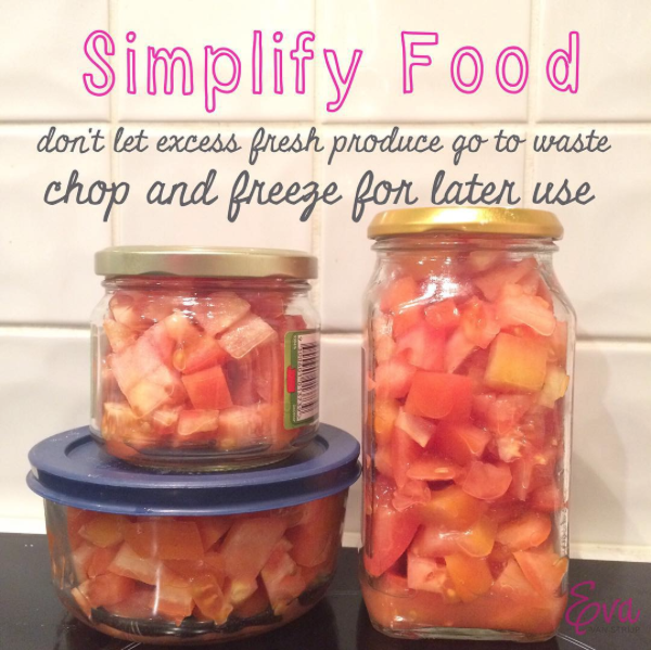 Simplify Food! The cheat's guide to simplifying food.