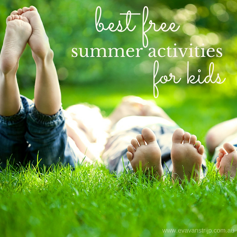 Top 10 Mum-Approved Free Summer Activities for Kids