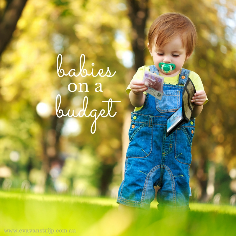 10 Ways to Nurture Your Babies on a Budget