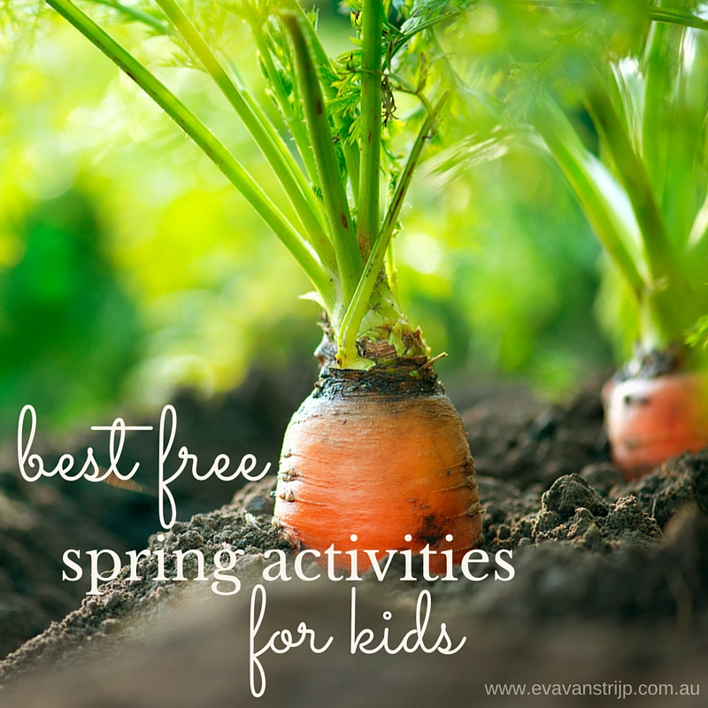 Top 10 Free Kids Activities for Spring: Frugal Ways for Enjoying the Season with Our Children