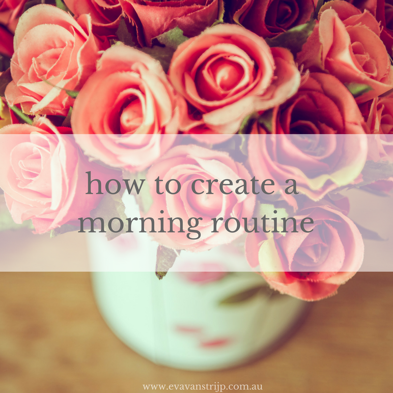 How to Create a Morning Routine that Works for Your Family