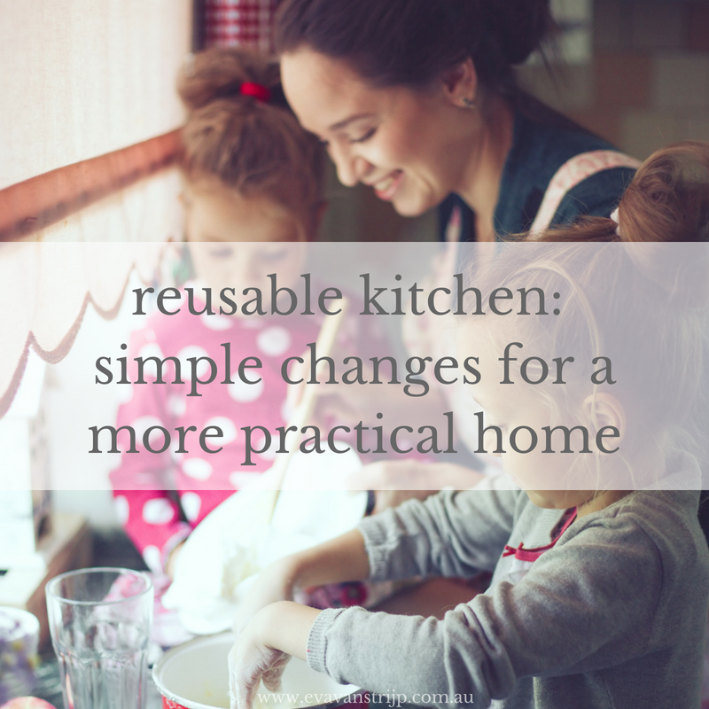 Reusing items makes sense, not just for your bank balance, but also for your health and for the earth. It can save you time and is a great starting point on your journey to self-sufficient living.