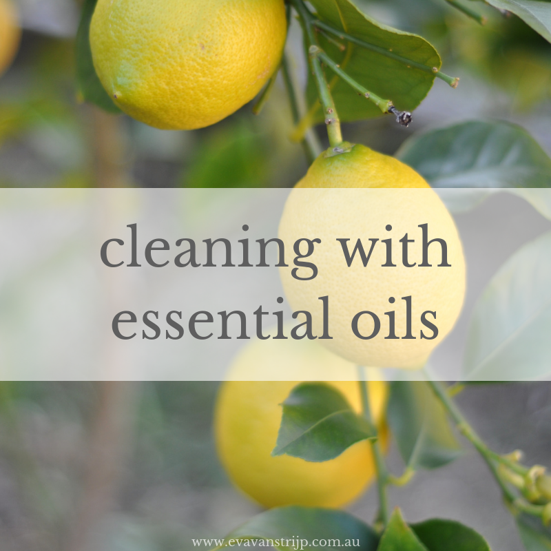 Cleaning with essential oils #youngliving #essentialoils