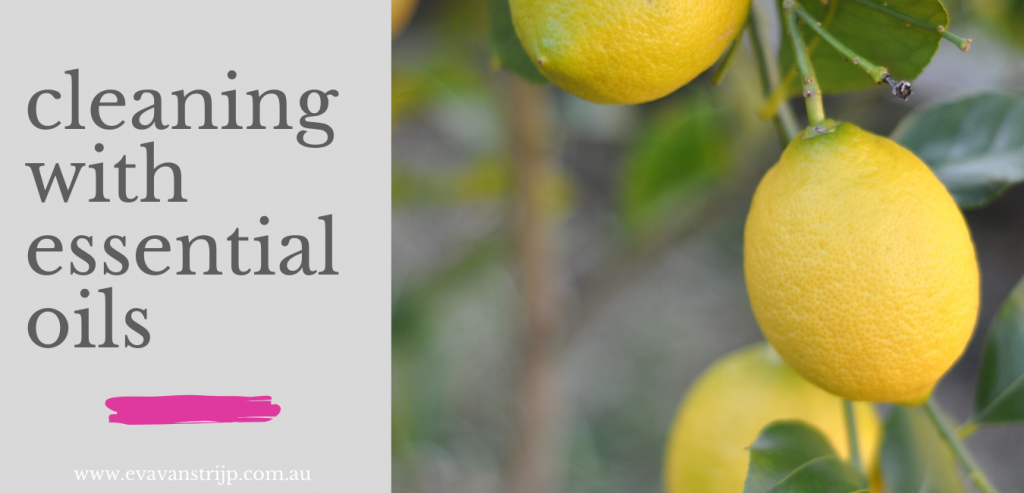 Essential oils can be used in a multitude of ways to enhance your DIY cleaning products.