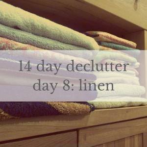 14 day declutter challenge