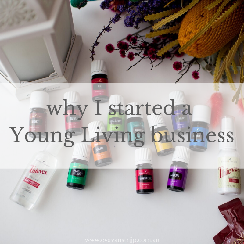 Why I started a Young Living business