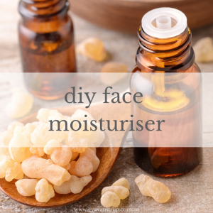 A couple of months ago, I decided I wanted to ditch my commercial face moisturiser and switch to something plant-based and pure and preferably DIY. I'd already been making my facial scrub and loving it so switching my moisturiser was the next logical step.