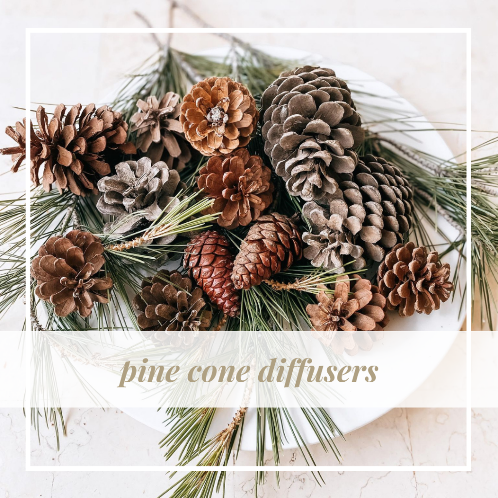 DIY diffuser blend ideas for Christmas