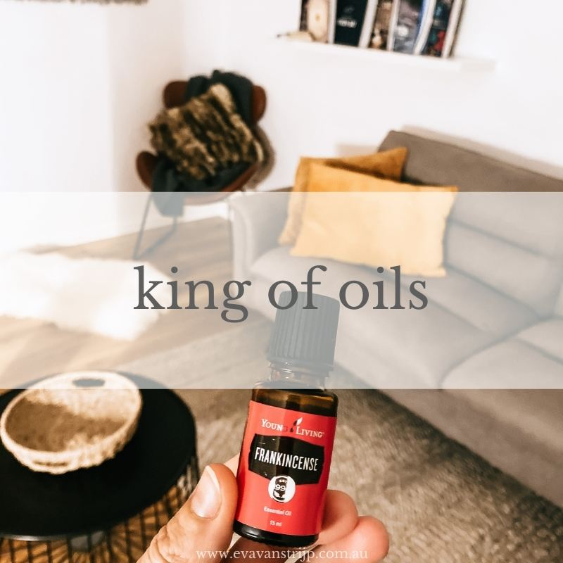King of oils - how to use frankincense and it's many benefits