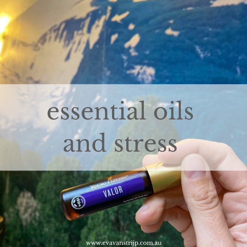 Using Essential Oils to Help with Stress