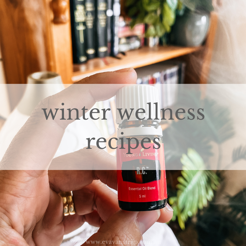 Don't do winter without this essential oil! RC is an essential oil blend that we rely on heavily during the winter months.